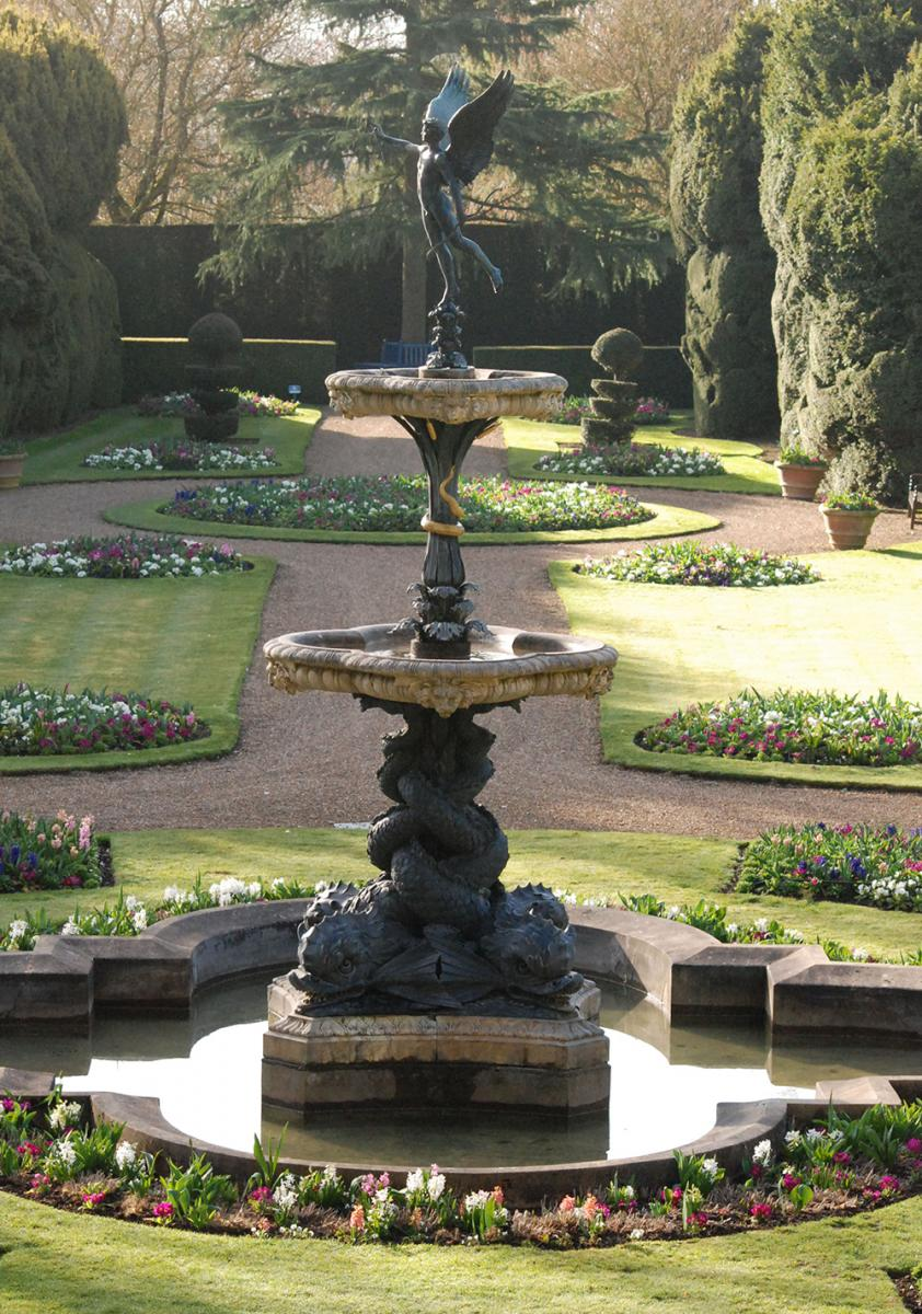 Ascott Gardens Fountain